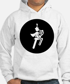 French Horn Hoodie