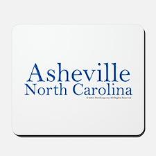 Asheville NC Mousepad