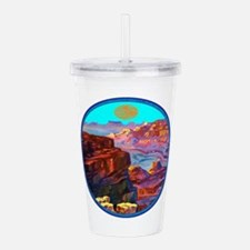 THE DRIFTER Acrylic Double-wall Tumbler