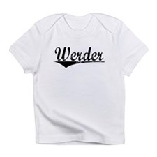 Werder, Aged, Infant T-Shirt