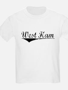 West Ham, Aged, T-Shirt