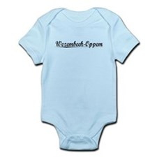 Wezembeek-Oppem, Aged, Infant Bodysuit