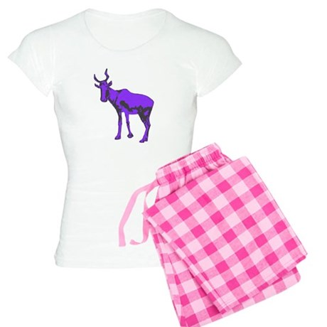 The Purple Bubal Hartebeest Women's Light Pajamas
