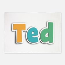 Ted Spring11 5'x7' Area Rug