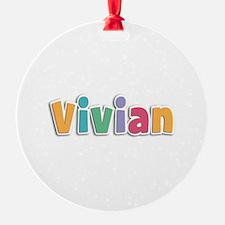 Vivian Spring11 Ornament