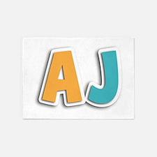 AJ Spring11 5'x7' Area Rug