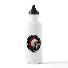 Apache Trail Logo Water Bottle