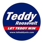 Teddy Car Magnet
