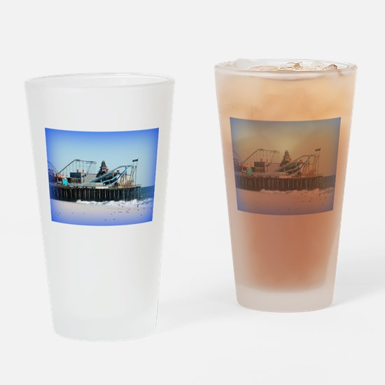 Seaside Heights Forever Drinking Glass