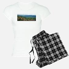 Pennsylvania Mountain Laurel pajamas