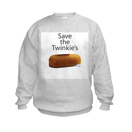 Save The Twinkie's Kids Sweatshirt
