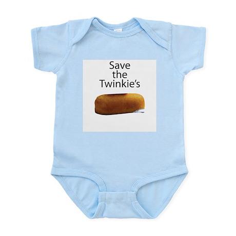 Save The Twinkie's Infant Bodysuit