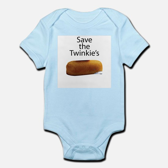 Save The Twinkie's Infant Bodysuit