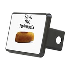 Save The Twinkie's Hitch Cover