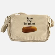 Save The Twinkie's Messenger Bag