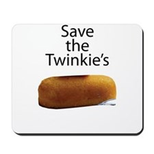 Save The Twinkie's Mousepad