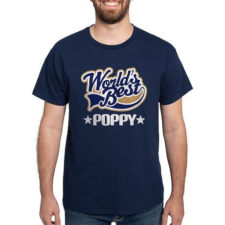 Poppy (Worlds Best) Dark T-Shirt