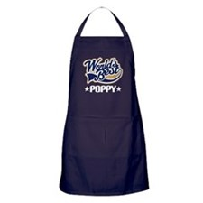Poppy (Worlds Best) Apron (dark)