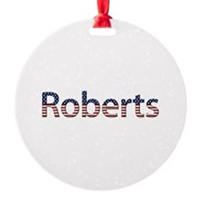 Roberts Stars and Stripes Ornament