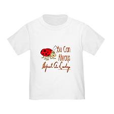 Spot A Lady Toddler T-Shirt