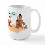 Nigeria Goodies Large Mug