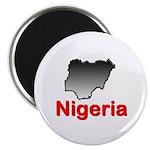 "Nigeria Goodies 2.25"" Magnet (100 pack)"