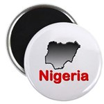 "Nigeria Goodies 2.25"" Magnet (10 pack)"