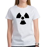 Radioactive Symbol Women's T-Shirt