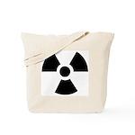Radioactive Symbol Tote Bag