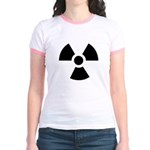 Radioactive Symbol Jr. Ringer T-Shirt