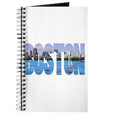 Boston Back Bay Skyline Journal