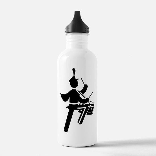 Snare Drum Water Bottle