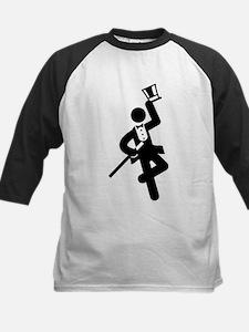 Tap Dancing Kids Baseball Jersey