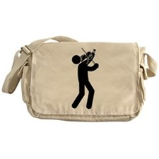Violinist Messenger Bag