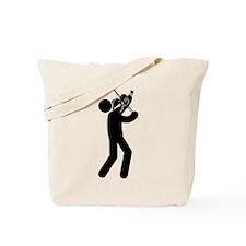 Violinist Tote Bag