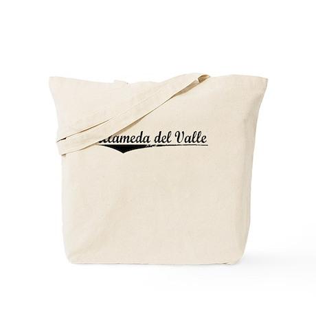 Alameda del Valle, Aged, Tote Bag