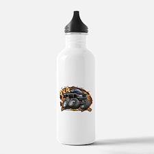 Black Ranger Water Bottle