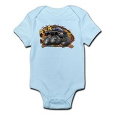 Black Ranger Infant Bodysuit