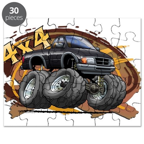 Black Ranger Puzzle