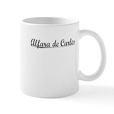 Alfara de Carles, Aged, Mug