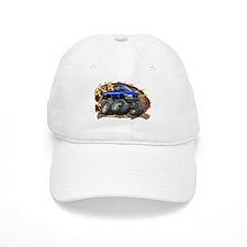 Blue Ranger Baseball Cap