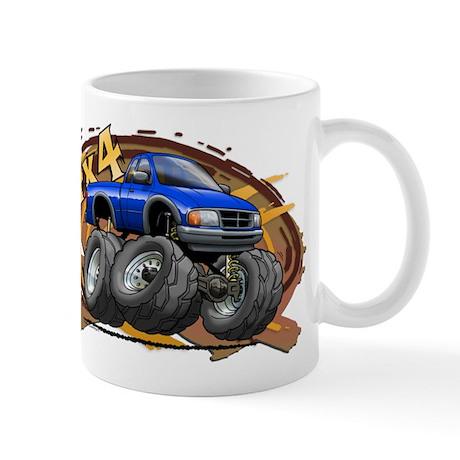 Blue Ranger Mug