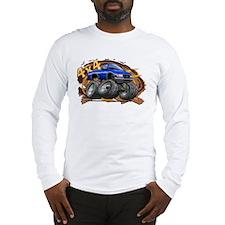 Blue Ranger Long Sleeve T-Shirt