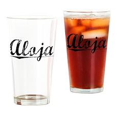 Aloja, Aged, Drinking Glass
