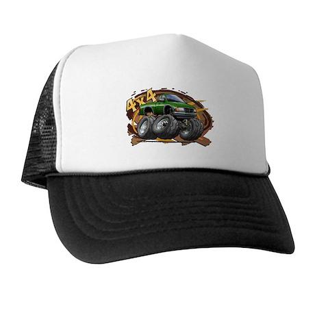 Green Ranger Trucker Hat