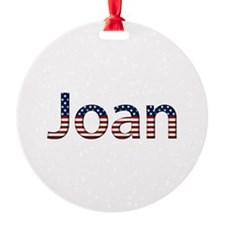 Joan Stars and Stripes Ornament