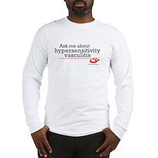 Cute Hypersensitivity Long Sleeve T-Shirt