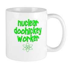Nuclear DooHickey Worker Mug