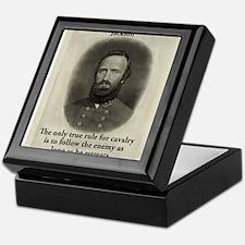 The Only True Rule - Stonewall Jackson Keepsake Bo