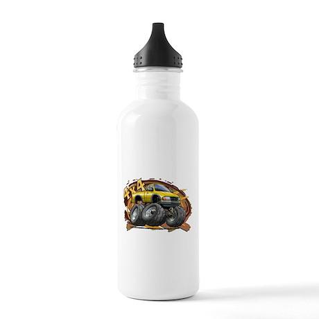 Yellow Ranger Stainless Water Bottle 1.0L